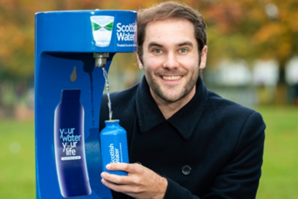 Scottish Water taps into citizens' thirst for sustainability