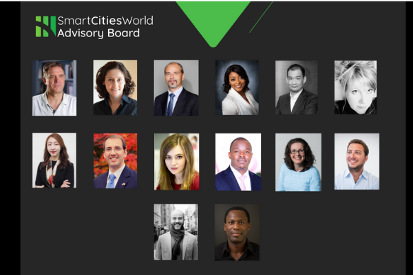 Global panel of industry experts with decades of achievements join SmartCitiesWorld's Advisory Board