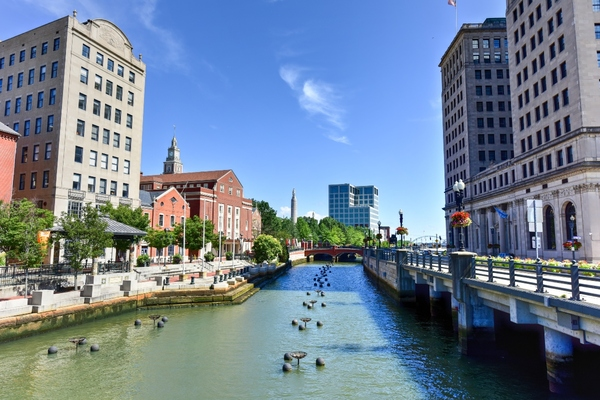 "City of Providence unveils ""unified vision"" for downtown public spaces"