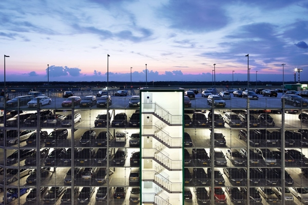 Apcoa transforms car parks into urban hubs