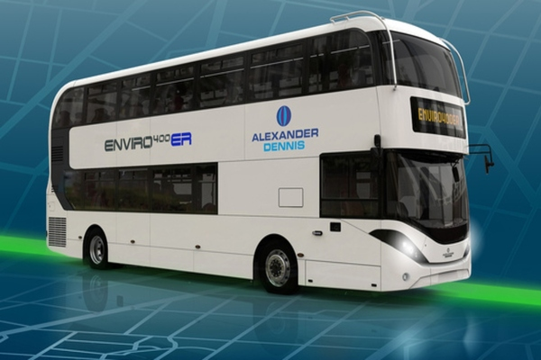 Ireland bids to cut bus emissions with plug-in capable electric hybrid propulsion systems