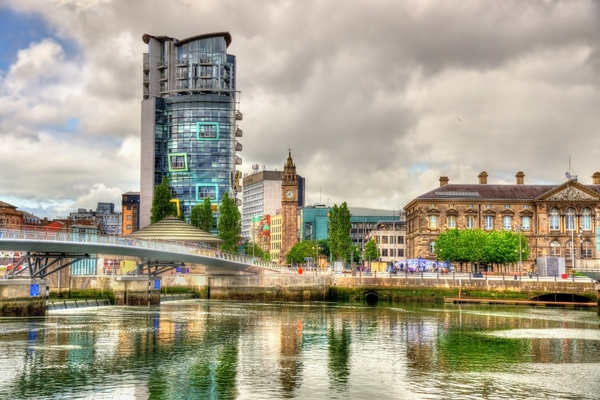 Belfast launches Climate Plan with stark carbon warning