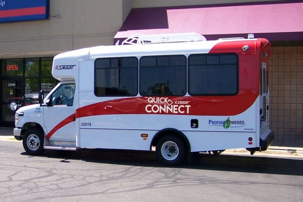 On-demand shared transit service launched in Detroit suburbs