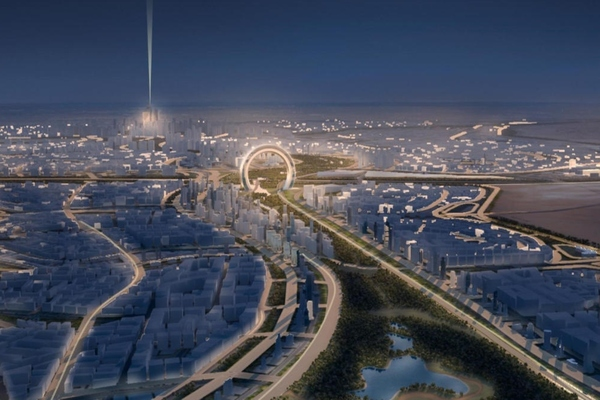Data centre announced for Egypt's newest smart city