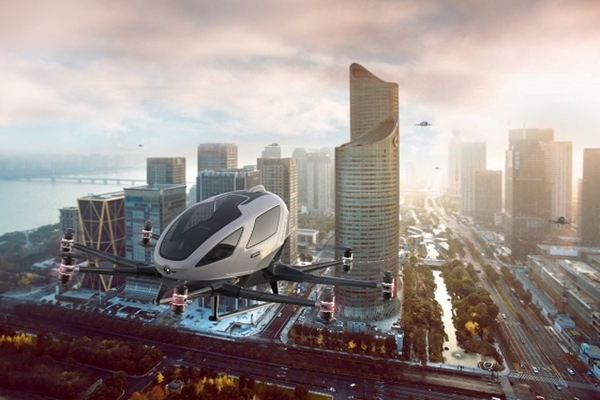 Partners launch smart city air mobility trials