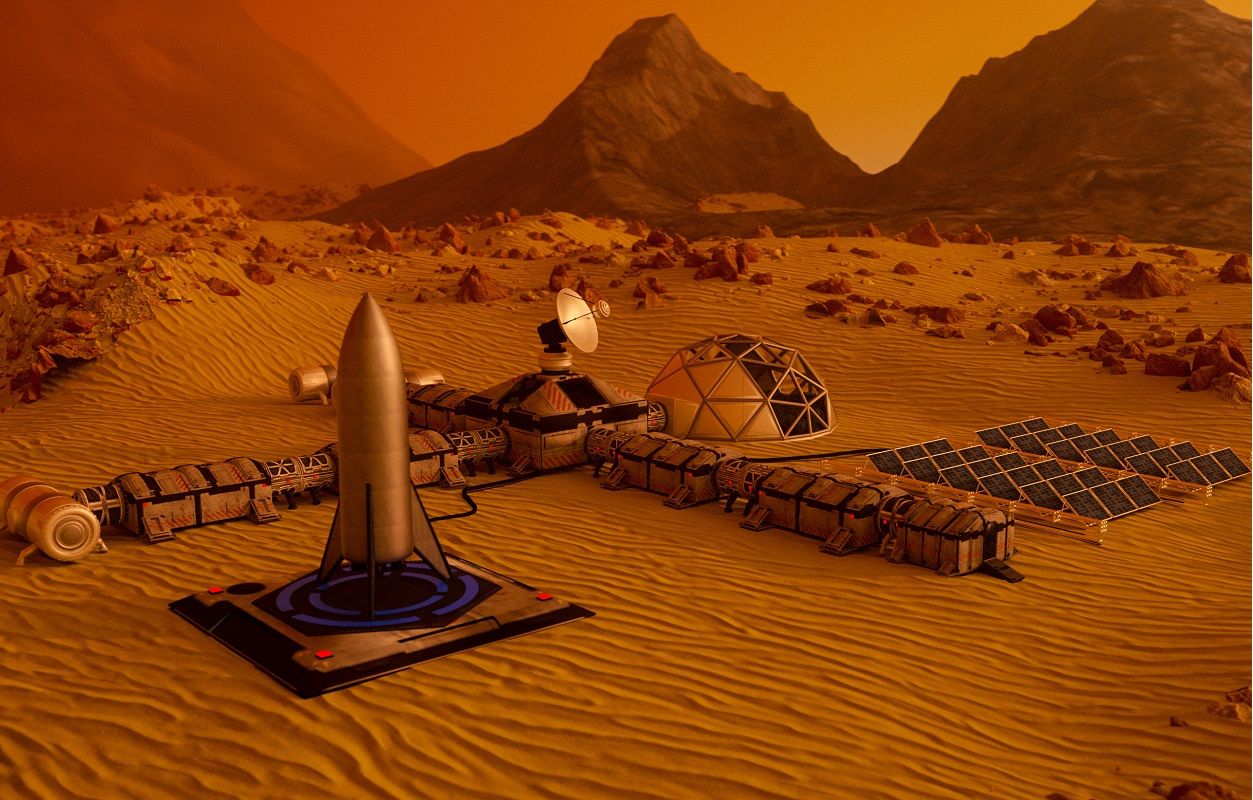 Think tank: City life on Mars? Creating human centred communities in space and beyond