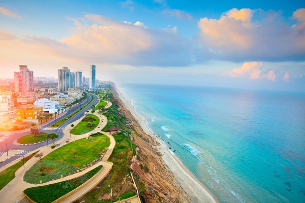 Netanya is one of the latest cities to join the Hazira innovation initiative