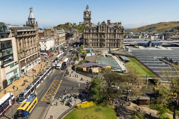 Edinburgh publishes 10-year mobility plan