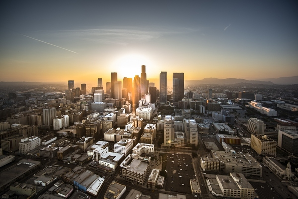 Los Angeles launches urban air mobility programme