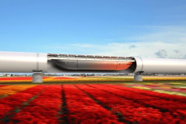 Dutch coalition explores hyperloop for busy freight corridors