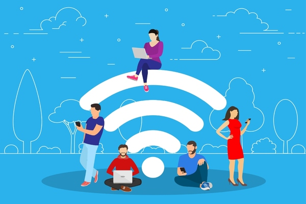 London borough of Bexley rolls out free-wi-fi