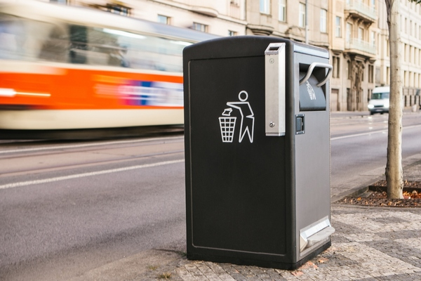 Smart city protocol expands into smart waste management