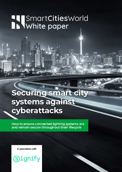 White paper: Securing smart city systems against cyberattacks