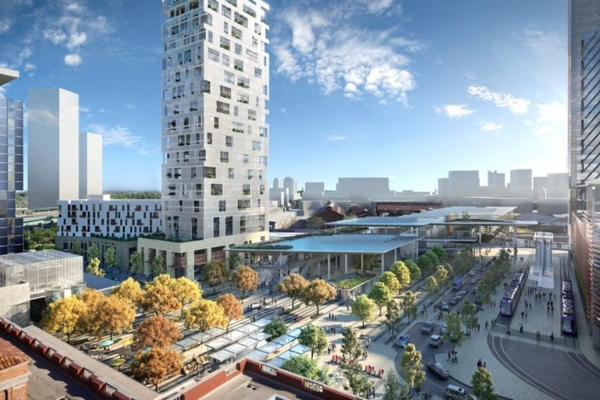 Sacramento's sustainable mobility hub gets the green light