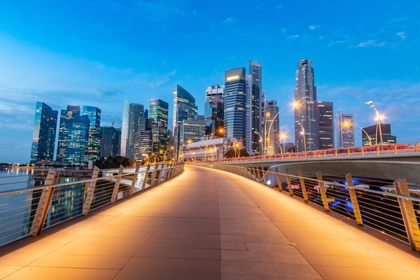 Technology is being employed to preserve Singapore's clean and sustainable environment