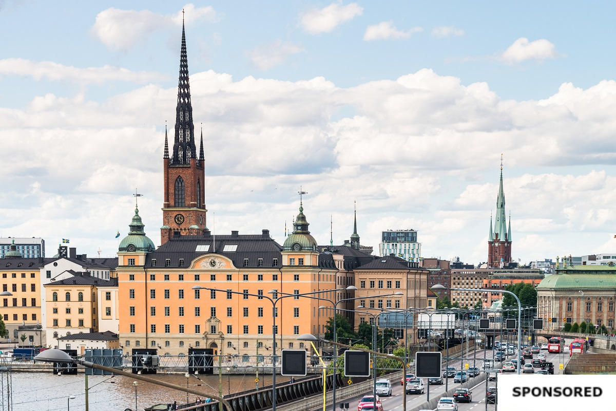 How consumer tech is making Stockholm run more smoothly