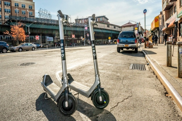 New York City chooses three e-scooter providers for pilot Bronx project