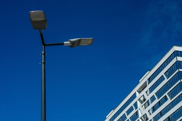 Smart lampposts could play a key part in recovering from the pandemic