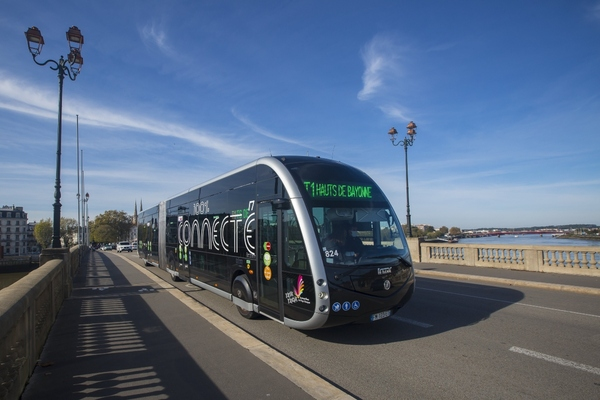 Basque Coast launches second electric bus rapid transit line