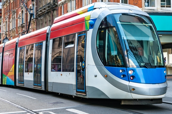 West Midlands tram system goes digital